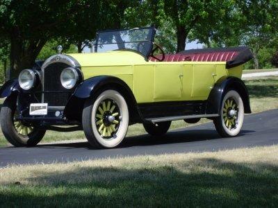 1921 Cole Aero Eight