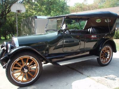 1918 Oldsmobile 45 A T