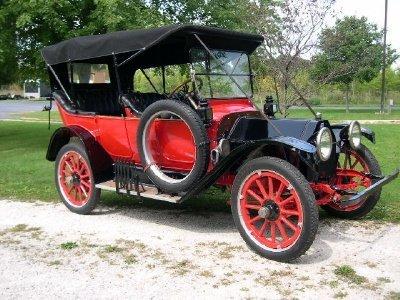 1913 Buick Pre 1950