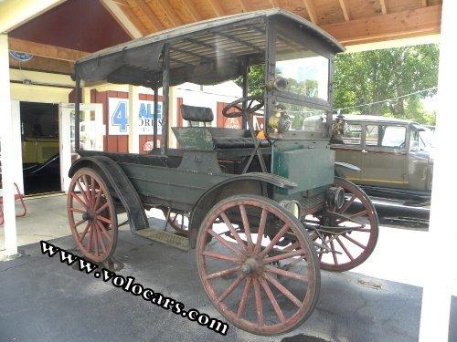 1912  Speed Wagon