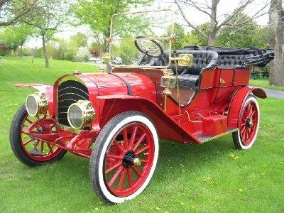 1910 Rambler Model 44