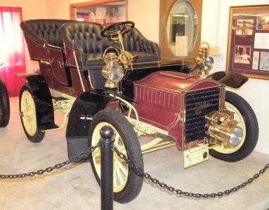 1905 Cadillac
