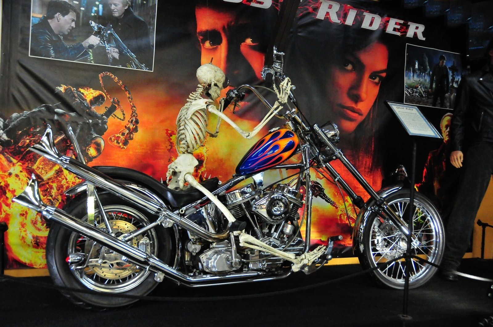 2004 harley davidson chopper volo auto museum. Black Bedroom Furniture Sets. Home Design Ideas