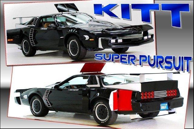1988 Pontiac Super KITT