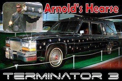 1981 Cadillac Hearse