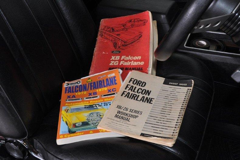 1975 Ford Interceptor