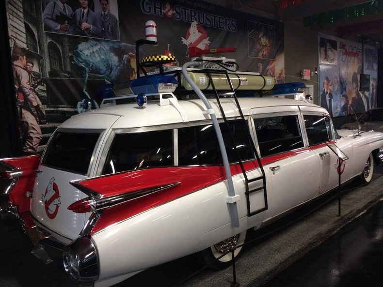 1959 Cadillac Miller Meteor