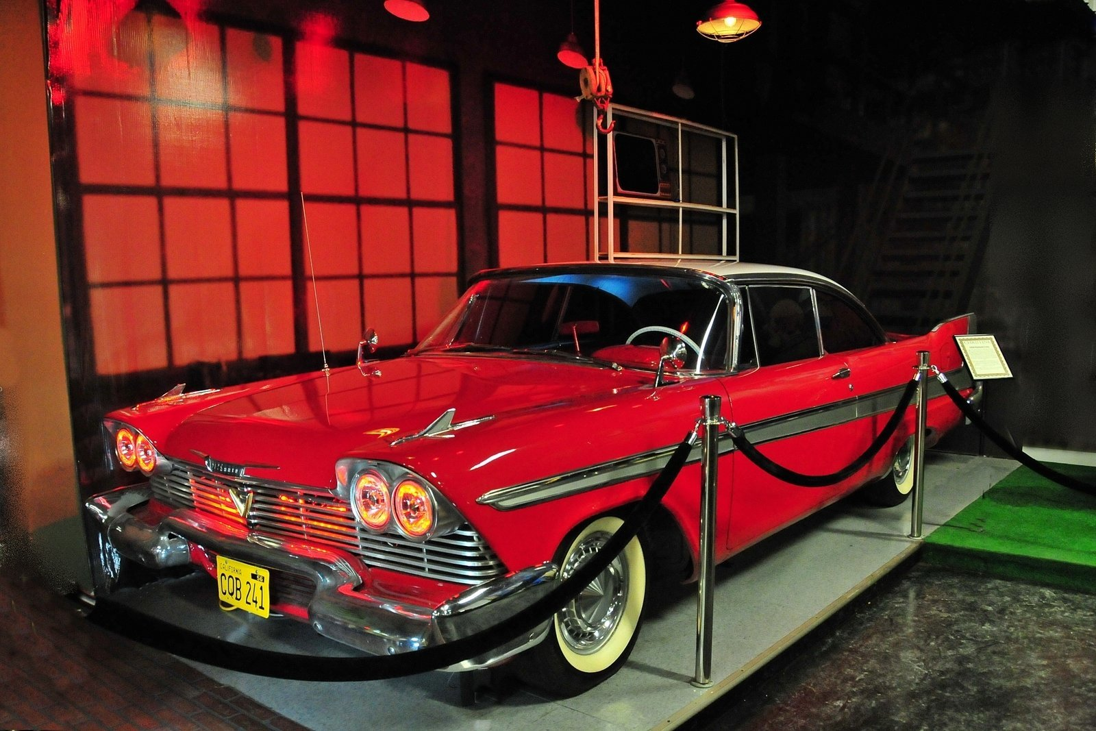 1957 Plymouth Fury