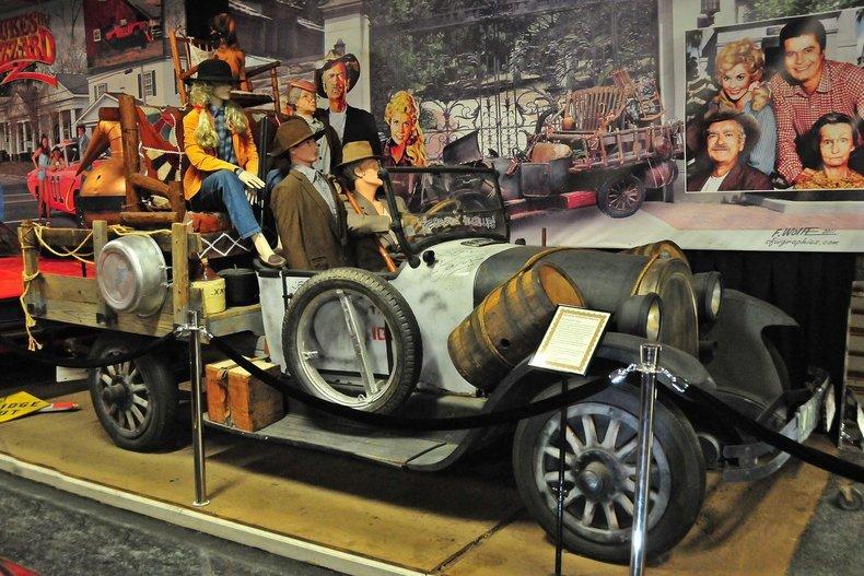 1921 Oldsmobile Jalopy