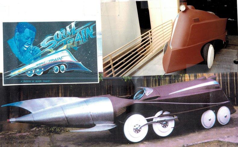 1971 Chrysler Soul Train