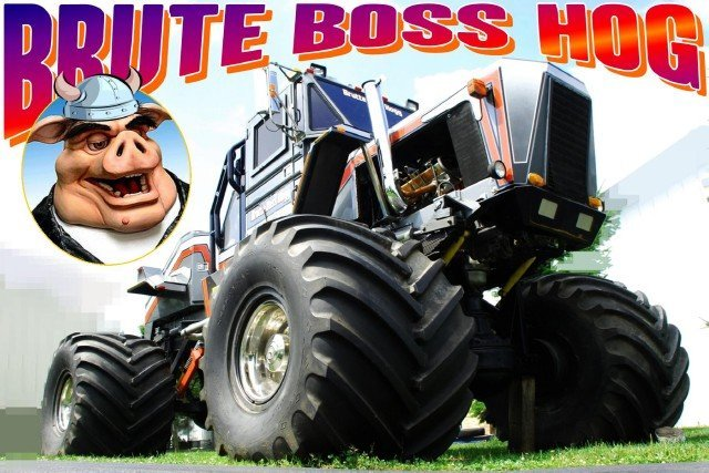 1975 Brute Boss Hogg