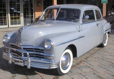 1949 Plymouth Speical