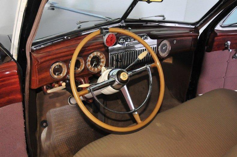 1947 Cadillac Fleetwood