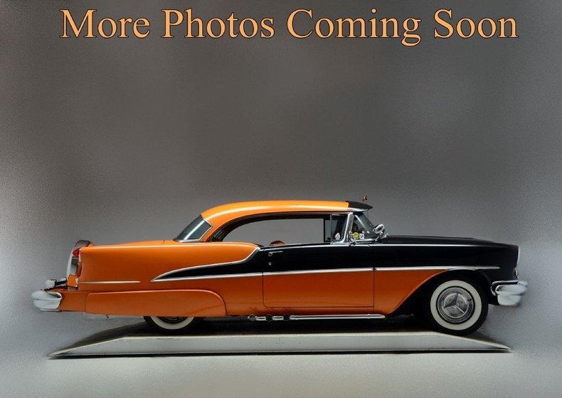 1955 Oldsmobile Deluxe 88