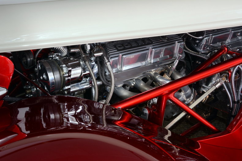 1933 Ford Deluxe