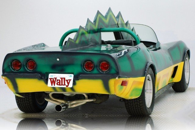 1968 Wally Gator