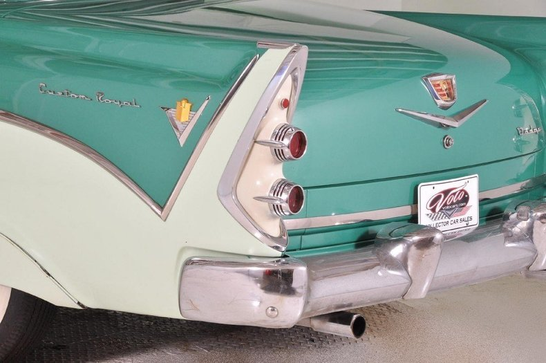 1956 Dodge Custom Royal