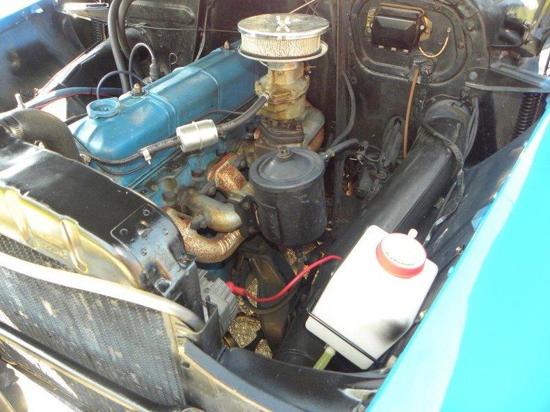 1952 Chevrolet Sedan