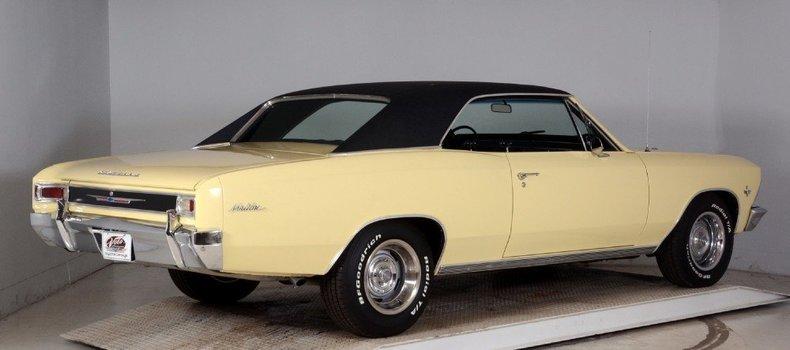 1966 Chevrolet Chevelle Volo Auto Museum