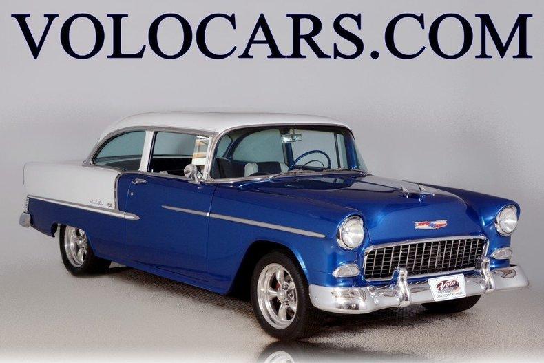 1955 chevrolet custom volo auto museum. Black Bedroom Furniture Sets. Home Design Ideas