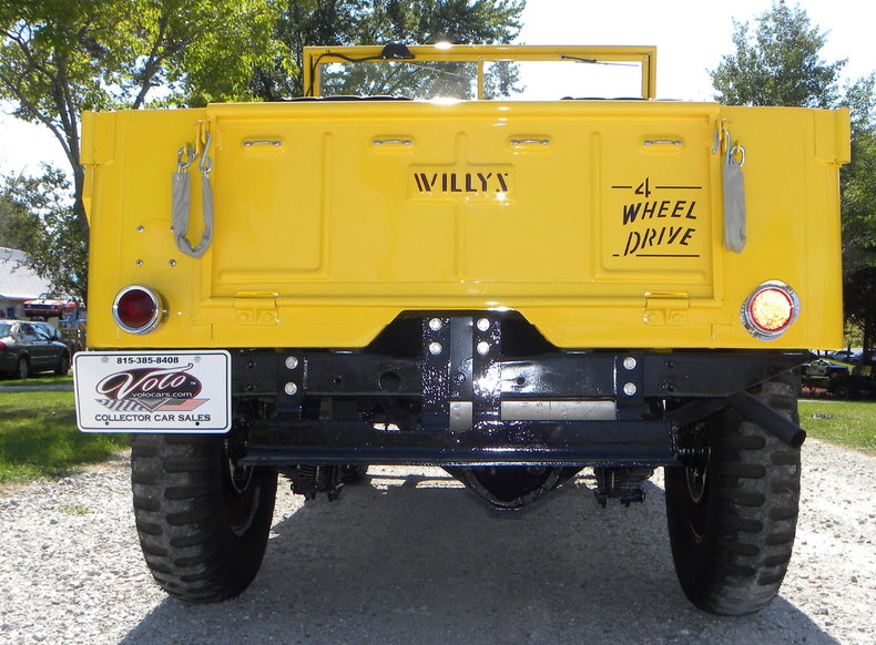 1948 Willys CJ2A