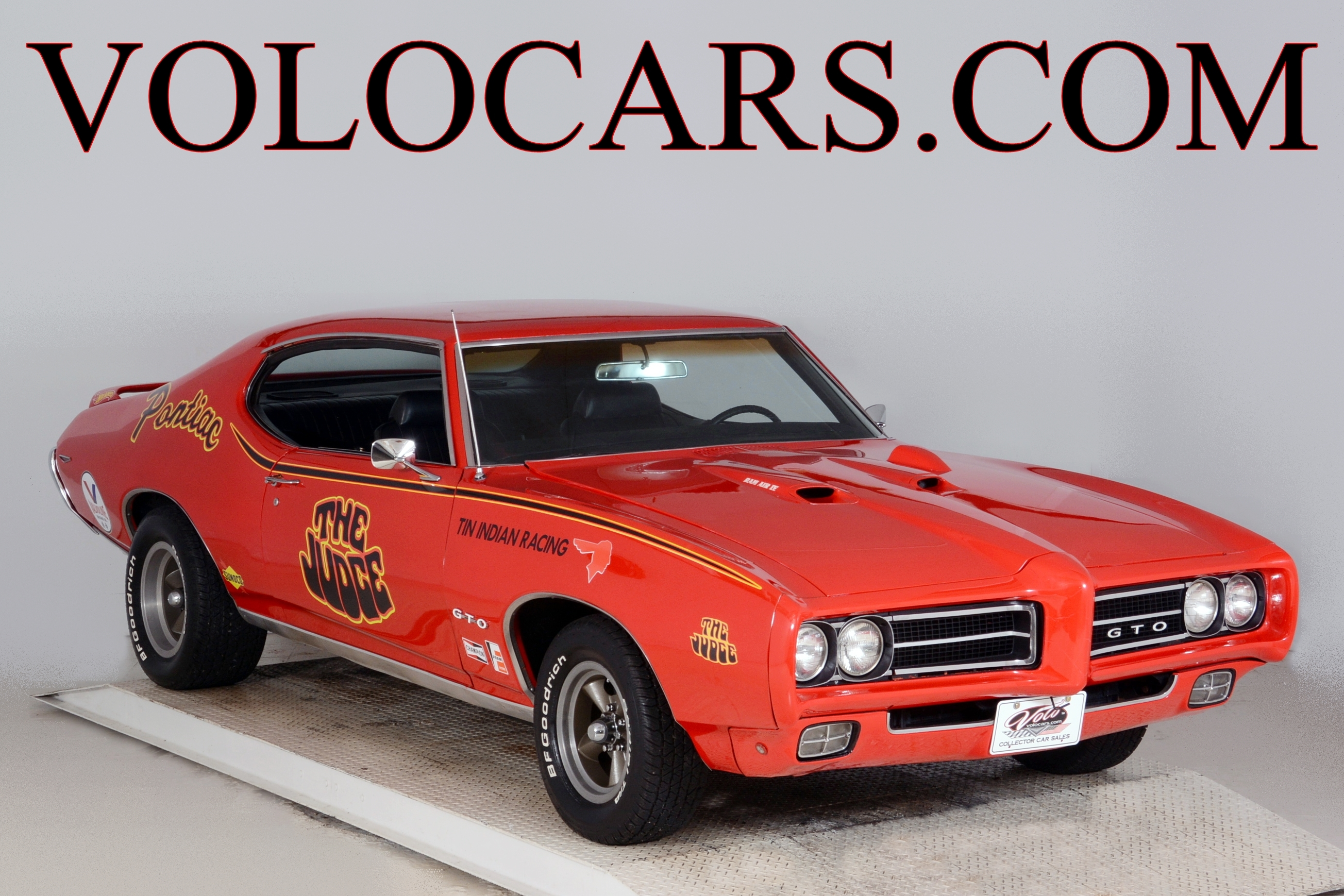 1969 pontiac gto volo auto museum. Black Bedroom Furniture Sets. Home Design Ideas