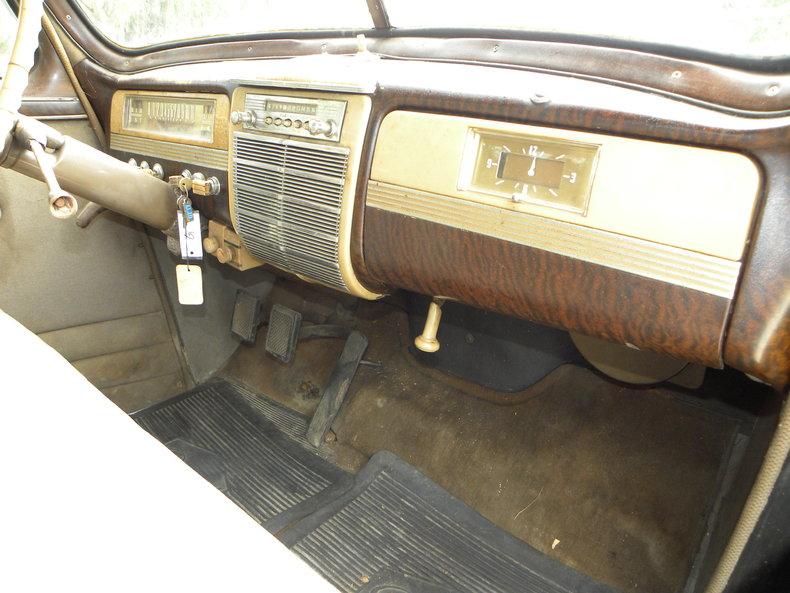 1941 Packard 160