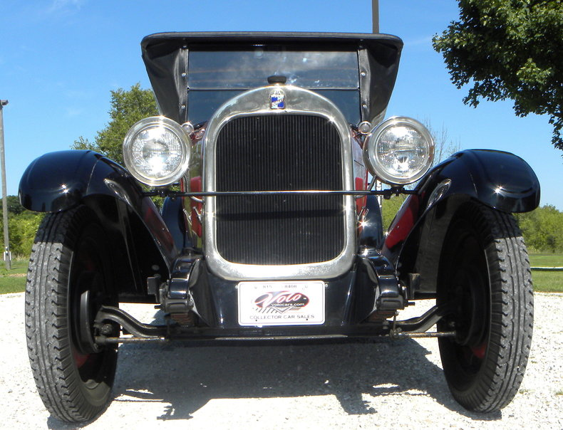 1924 Durant A-22