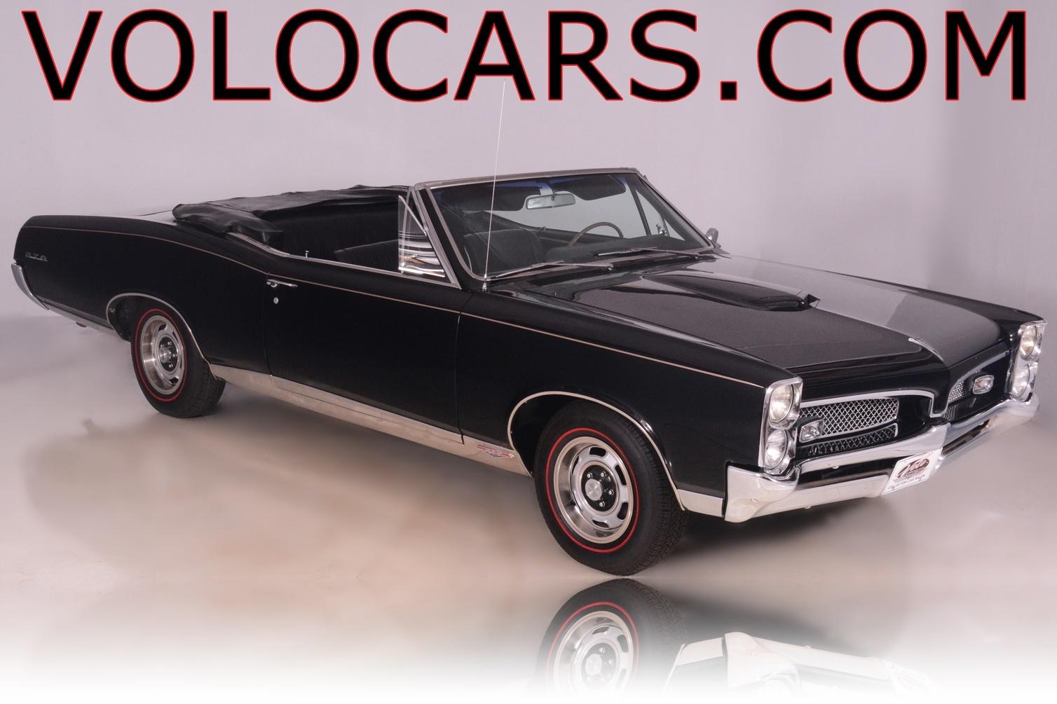1967 pontiac gto volo auto museum for Tri county motors inventory