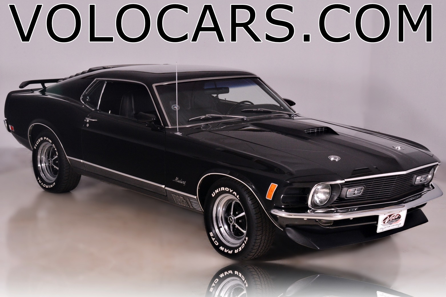 1970 ford mustang volo auto museum. Black Bedroom Furniture Sets. Home Design Ideas