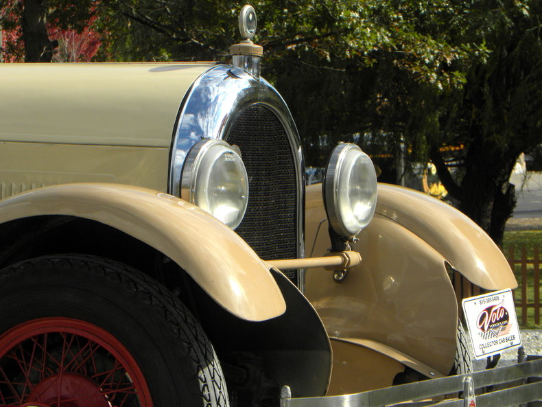 1927 Kissel 655