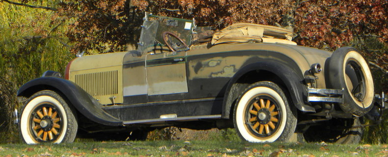 1927 Chrysler