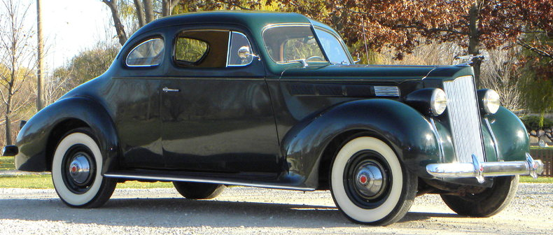 1938 Packard Coupe