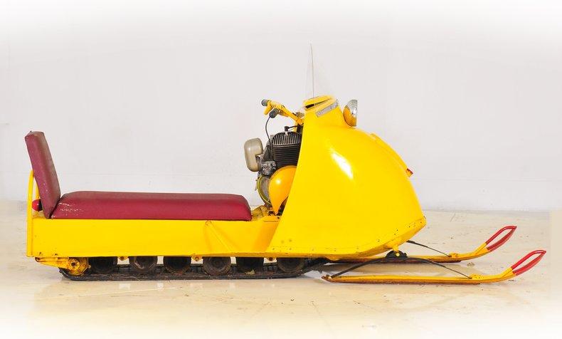 1965 Ski Doo Bombardier