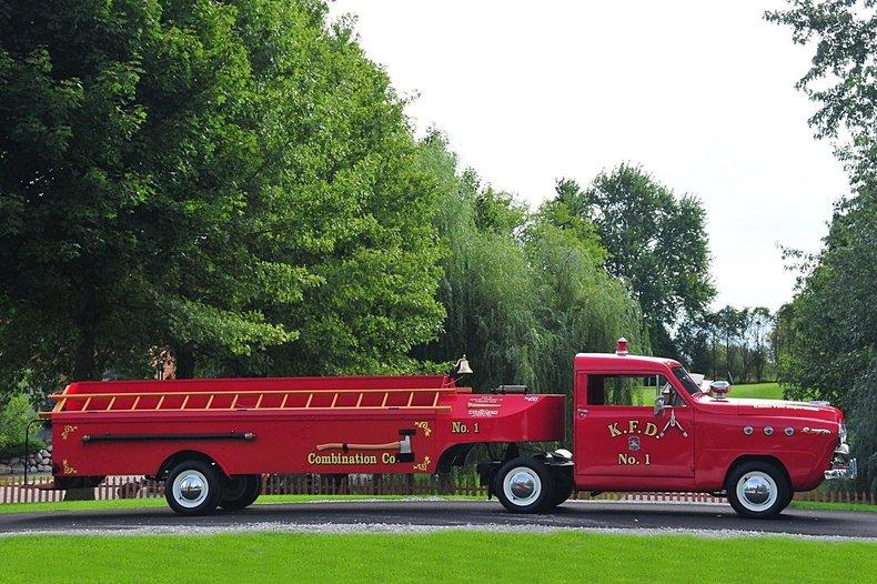 1951 Crosley Fire Engine