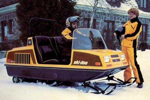 1980 Ski Doo Elite
