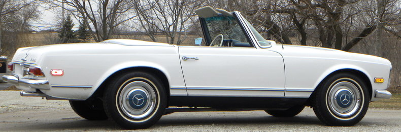 1968 Mercedes-Benz 250 SL