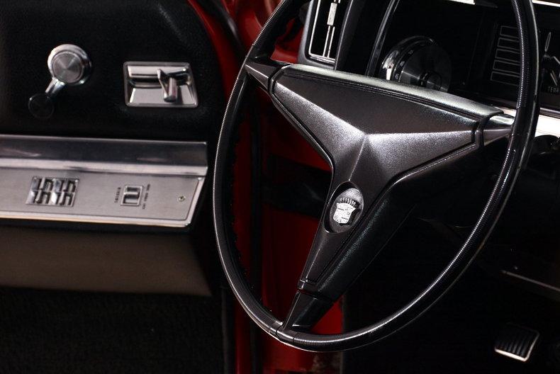 1967 Cadillac deVille