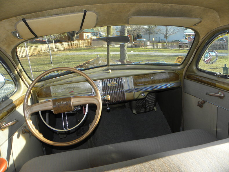 Village Auto Body >> 1941 DeSoto Model S 8 | Volo Auto Museum