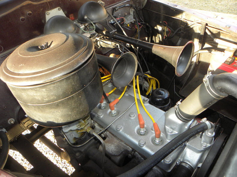 1941 DeSoto Model S 8
