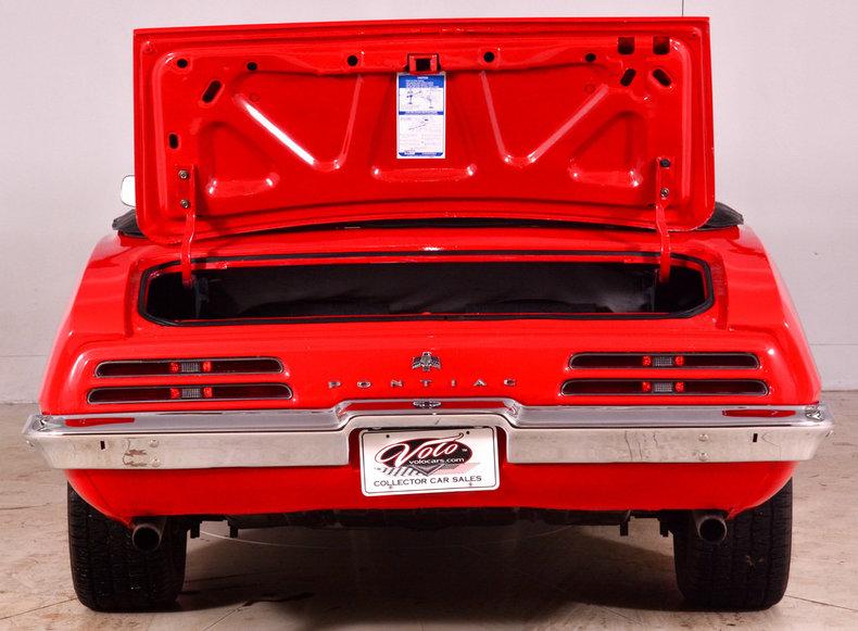 1969 Pontiac Firebird