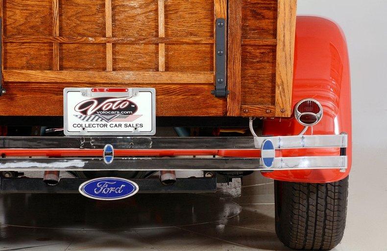 1929 Ford Woody Wagon