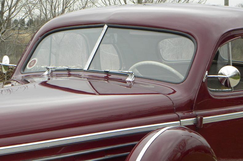 1938 LaSalle Model 5027