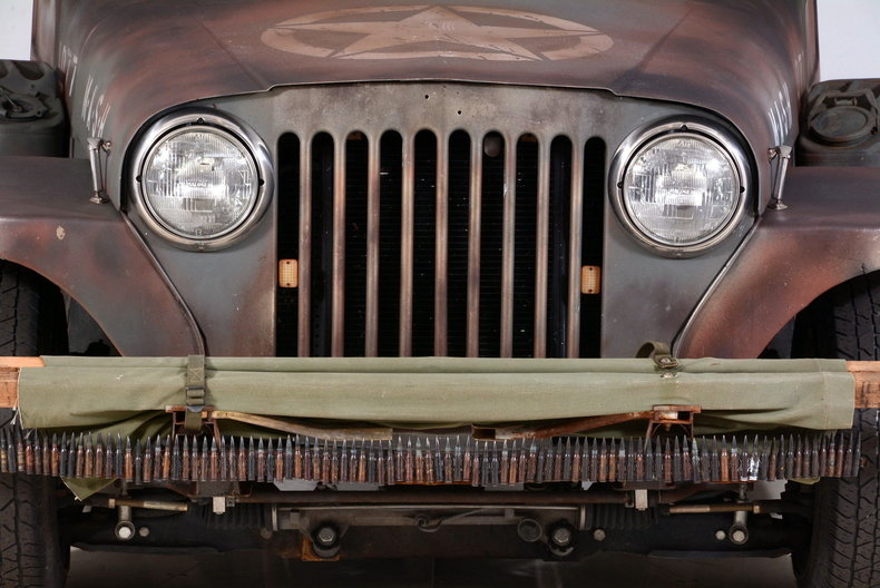 1948 Willys Panel Wagon