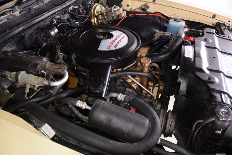 1970 Oldsmobile Cutlass Supreme