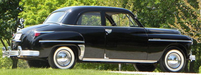 1949 Plymouth Special Deluxe