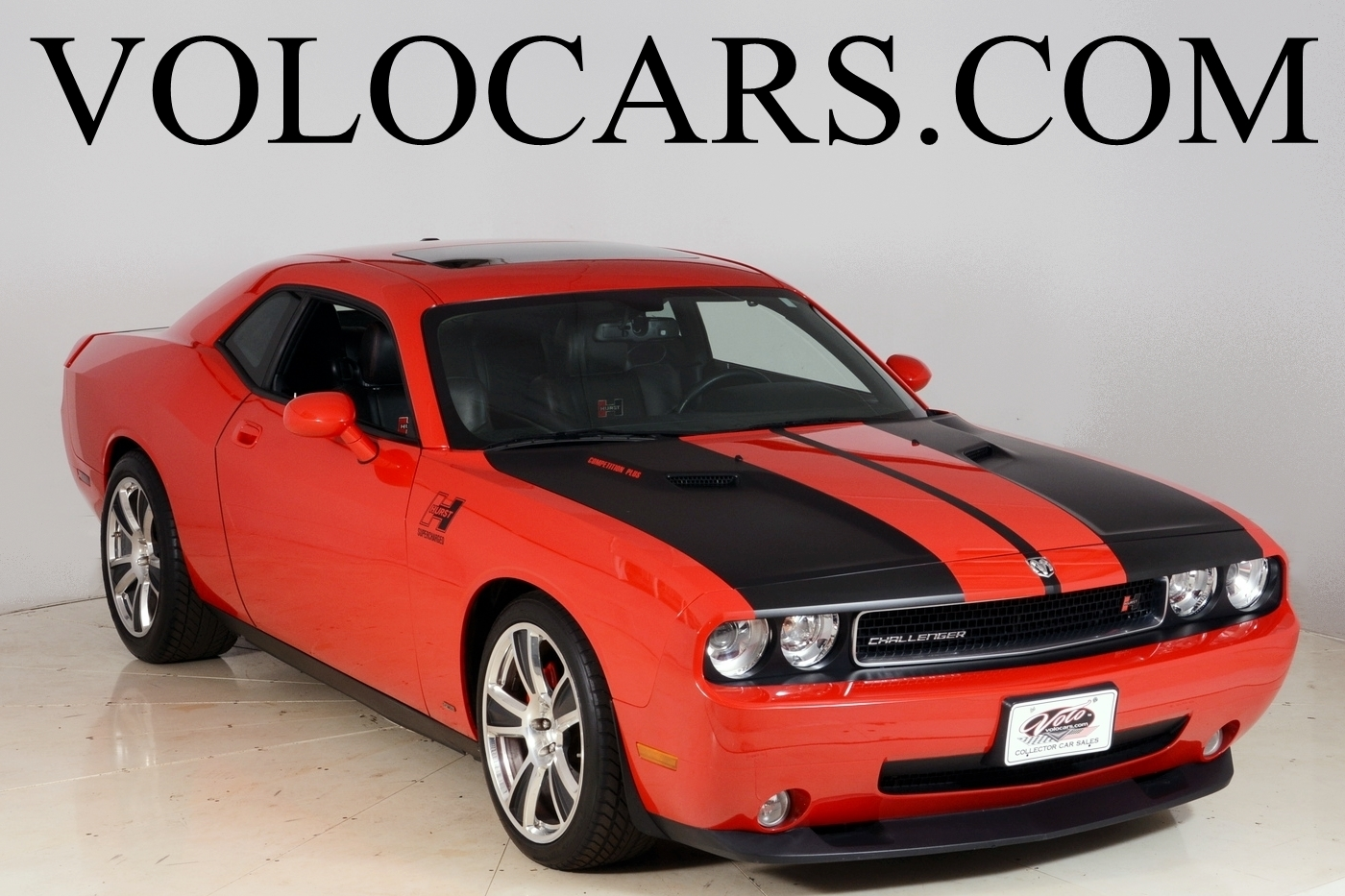 2010 dodge challenger volo auto museum. Black Bedroom Furniture Sets. Home Design Ideas