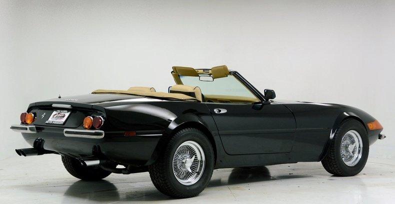 1986 ferrari daytona volo auto museum. Black Bedroom Furniture Sets. Home Design Ideas