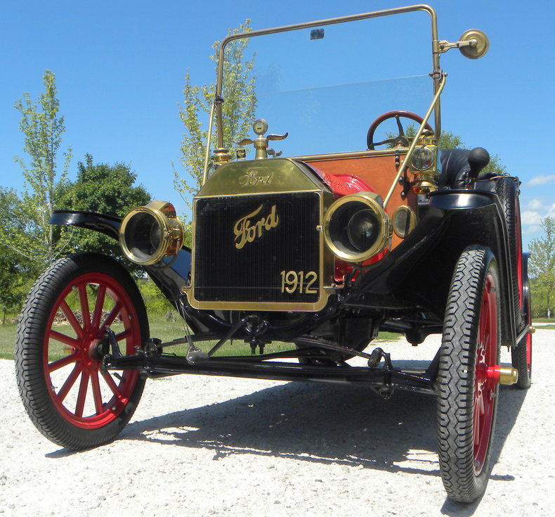 1912 Ford Model T