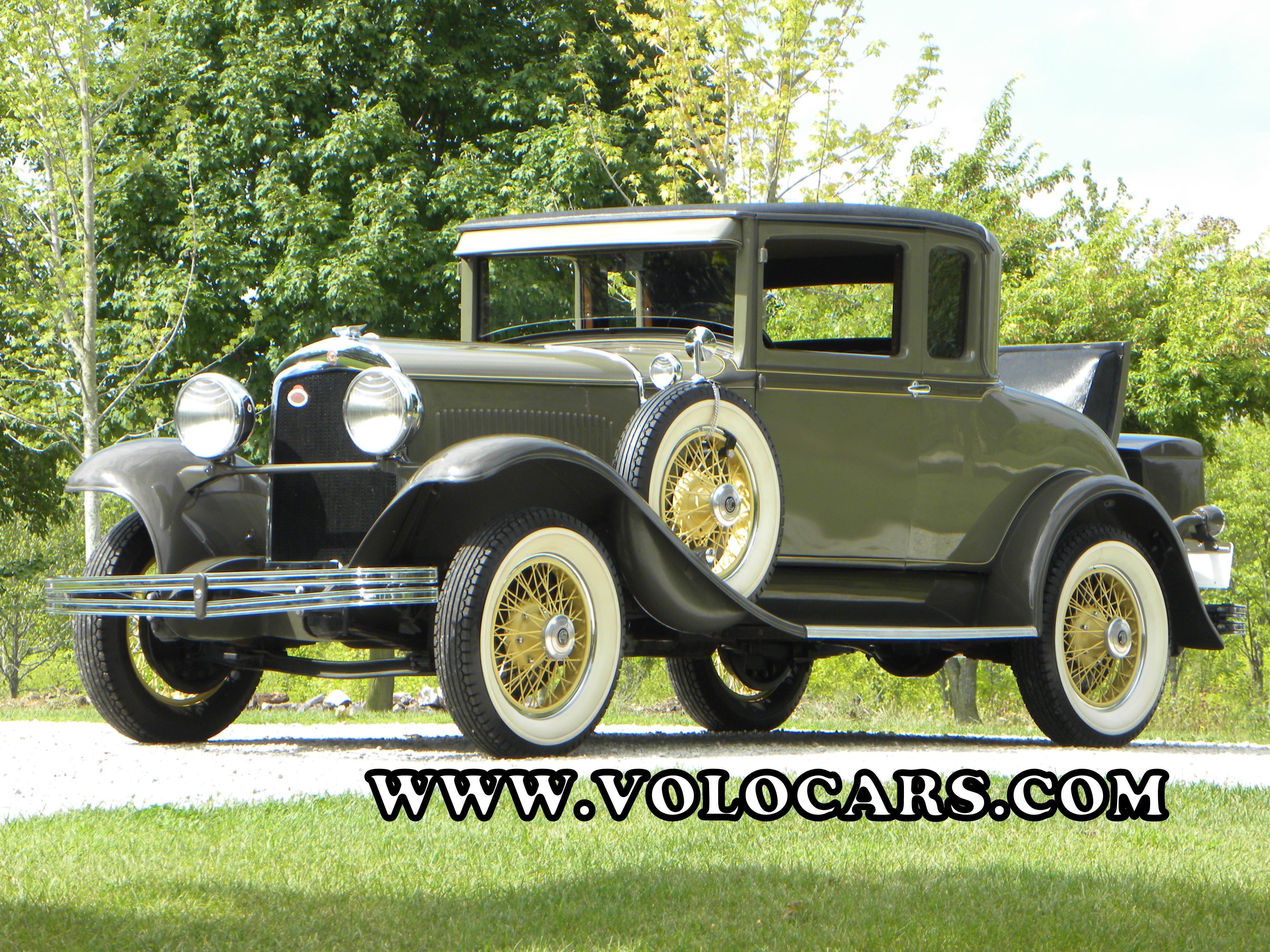1929 Chrysler Series 65
